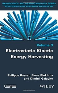 Electrostatic Kinetic Energy Harvesters (Iste) (Hardcover)-cover