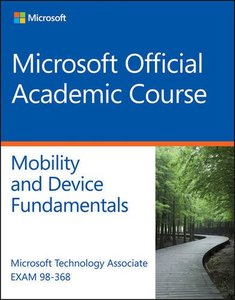 Exam 98-368 Windows Devices and Mobility Fundamentals(Paperback)-cover
