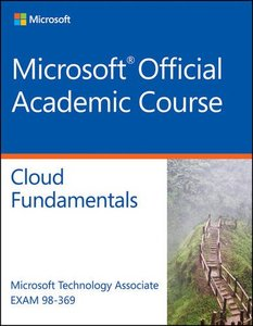 Exam 98-369 Cloud Fundamentals(Paperback)-cover