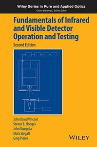 Fundamentals of Infrared and Visible Detector Operation and Testing, 2/e(Hardcover)-cover