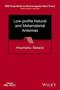 Low-profile Natural and Metamaterial Antennas(Hardcover)-cover