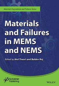 Materials and Failures in MEMS and NEMS(Hardcover)-cover