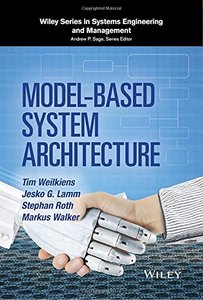 Model-Based System Architecture(Hardcover)-cover