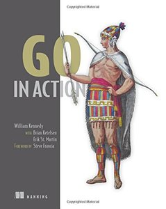 Go in Action (Paperback)-cover