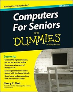 Computers For Seniors For Dummies, 4/e(Paperback)-cover