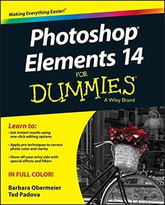 Photoshop Elements 14 For Dummies(Paperback)-cover