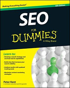 SEO For Dummies, 6/e(Paperback)-cover