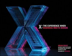 X: The Experience When Business Meets Design (Hardcover)-cover