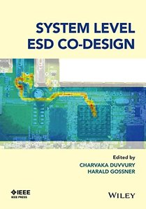 System Level ESD Co-Design (Hardcover)-cover