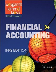 Financial Accounting : IFRS edition, 3/e (Hardcover)-cover
