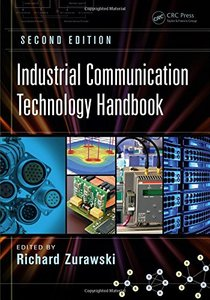 Industrial Communication Technology Handbook, 2/e (Hardcover)-cover