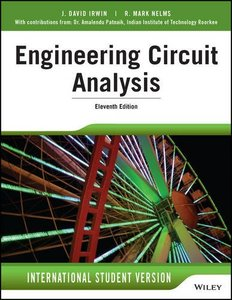 Engineering Circuit Analysis, 11/e (IE-Paperback)
