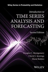 Introduction to Time Series Analysis & Forecasting, 2/e (Hardcover)-cover