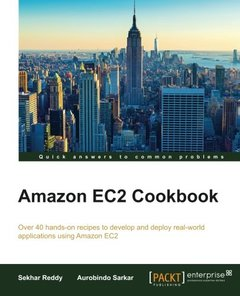 Amazon EC2 Cookbook (Paperback)-cover