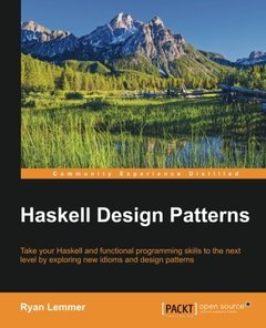 Haskell Design Patterns-cover