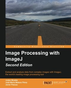 Image Processing with ImageJ,  2/e(Paperback)