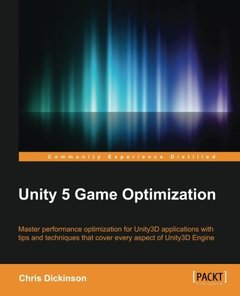Unity 5 Game Optimization (Paperback)-cover