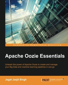 Apache Oozie Essentials-cover