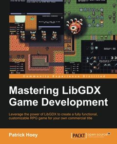 Mastering LibGDX Game Development-cover