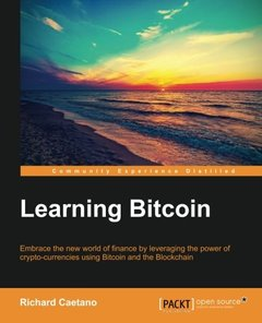 Learning Bitcoin( Paperback)-cover