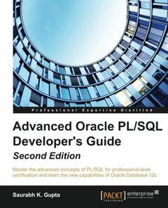 Advanced Oracle PL/SQL Developer's Guide,  2/e(Paperback)-cover