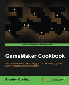 GameMaker Cookbook-cover