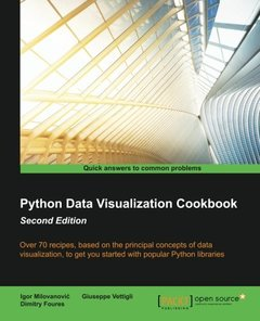Python Data Visualization Cookbook, 2/e (Paperback)-cover