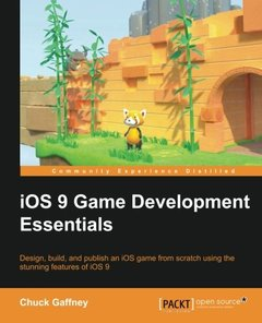 iOS 9 Game Development Essentials-cover