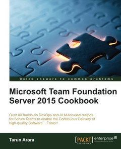 Microsoft Team Foundation Server Cookbook-cover