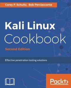 Kali Linux Cookbook,  2/e(Paperback)-cover