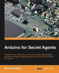 Arduino for Secret Agents-cover