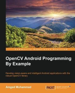 OpenCV Android Programming By Example (Paperback)-cover