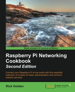 Raspberry Pi Networking Cookbook,  2/e(Paperback)-cover