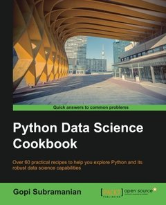 Python Data Science Cookbook (Paperback)-cover