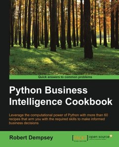 Python Business Intelligence Cookbook-cover