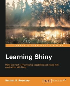 Learning Shiny (Paperback)-cover