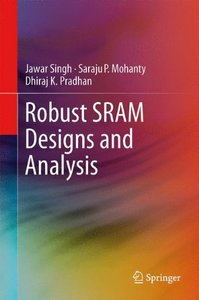 Robust SRAM Designs and Analysis (Hardcover)-cover