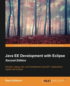 Java EE Development with Eclipse, 2/e (Paperback)-cover