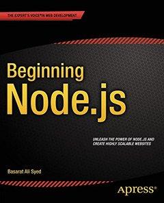 Beginning Node.Js (Paperback)-cover