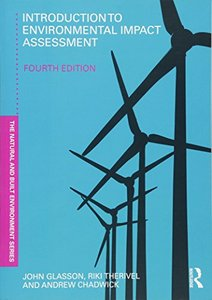 Introduction To Environmental Impact Assessment, 4/e (Paperback)-cover