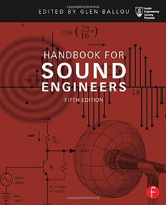 Handbook for Sound Engineers, 5/e (Hardcover)-cover