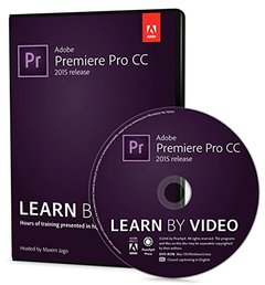 Adobe Premiere Pro CC Learn by Video-cover