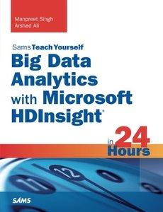 Sams Teach Yourself Big Data Analytics with Microsoft HDInsight in 24 Hours (Paperback)-cover