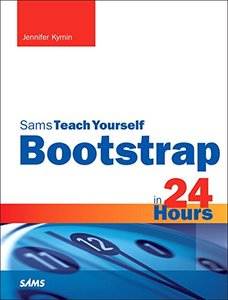 Sams Teach Yourself Bootstrap in 24 Hours (Paperback)-cover