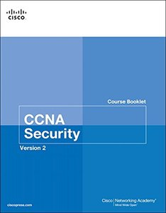 CCNA Security Course Booklet Version 2 (Paperback)-cover
