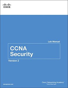 CCNA Security Lab Manual Version 2 (Paperback)-cover