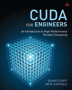 CUDA for Engineers: An Introduction to High-Performance Parallel Computing (Paperback)-cover