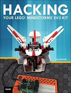 Hacking Your LEGO Mindstorms EV3 Kit (Papaerback)-cover