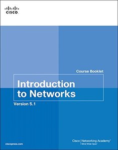 Introduction to Networks Course Booklet v5.1(Paperback)-cover
