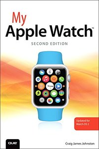 My Apple Watch, 2/e(Paperback)-cover